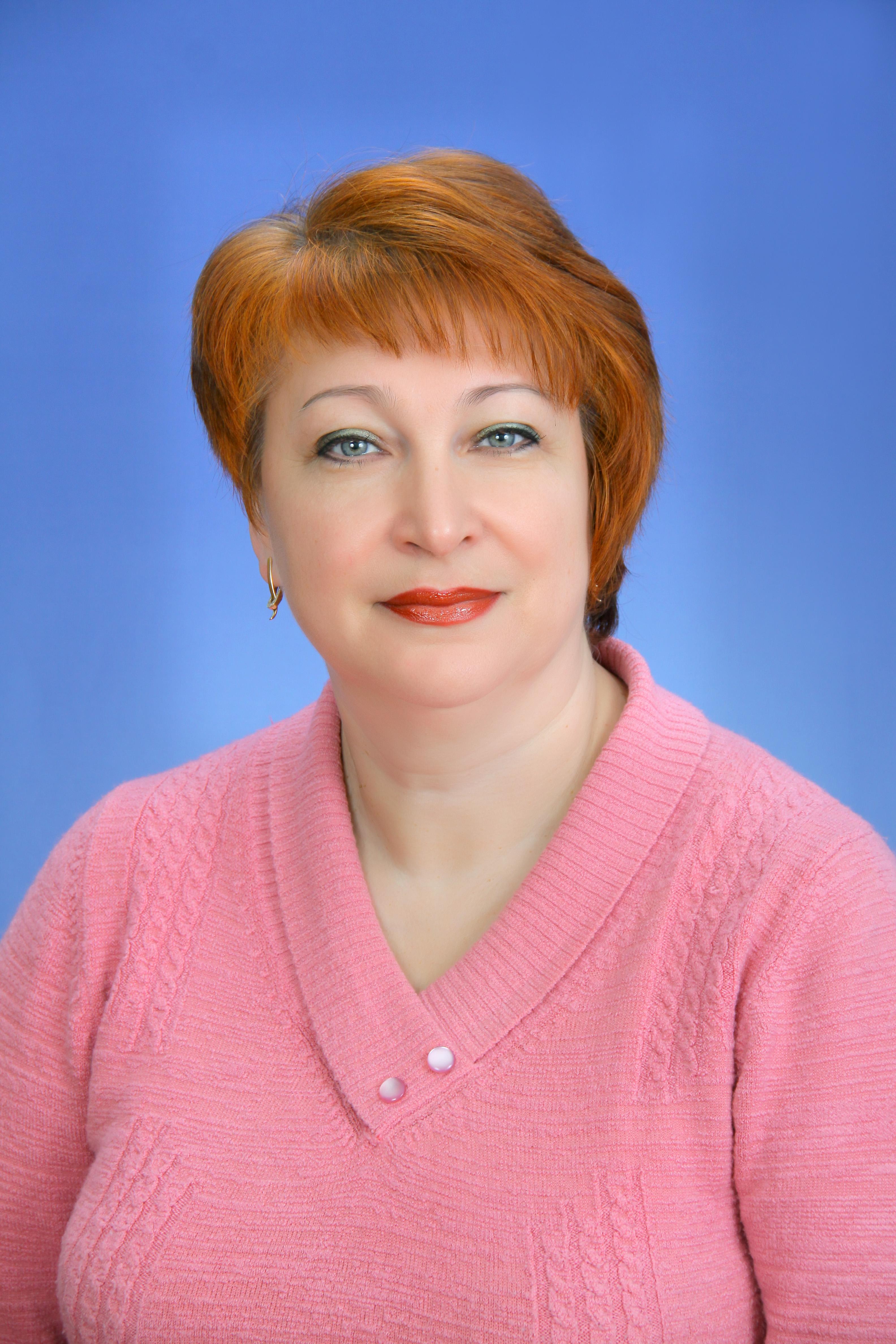 Ежова Галина Эдуардовна